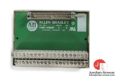 allen-bradley-1492-IFM40F-programmable-controller-wiring-system