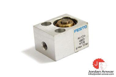 festo-4853-short-stroke-cylinder