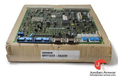 siemens-6RY1243-0AA00-electronic