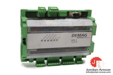 Demag DPE 2 Automatic Controller