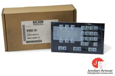 baldor-KPD002-501-keypad-display-operator-panel