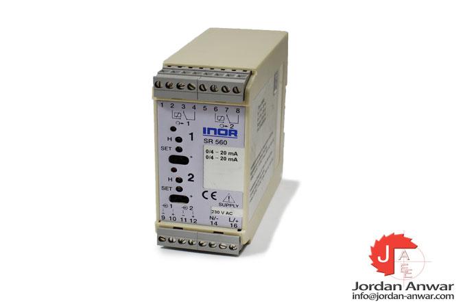 inor-SR560-dual-channel-alarm-unit-for-ma_v-signal