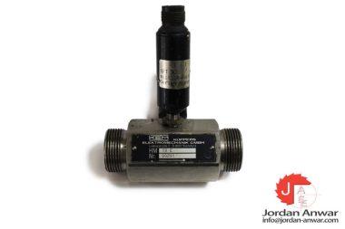 kem-HM-19-E-turbine-flow-meter
