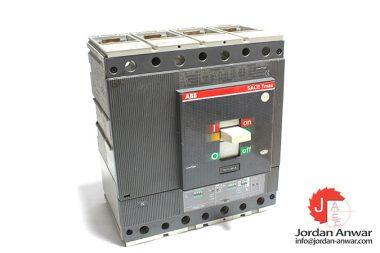 abb-TMAX-T5N-400-circuit-breaker-4-poles
