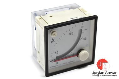 gossen-EBK230181-BEQ96-analog-ammeter