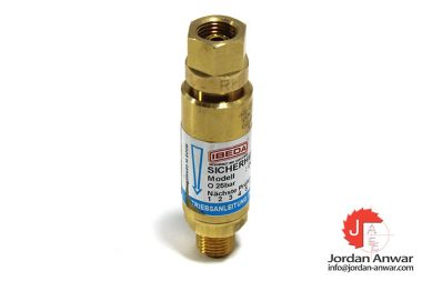 ibeda-DGN-O-gas-safety-device