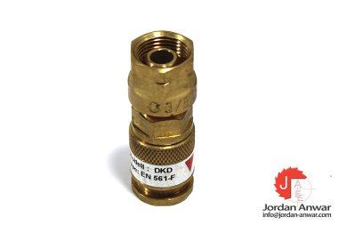 ibeda-DKD-coupling-system