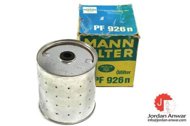 mann-filter-PF-926-N-oil-filter