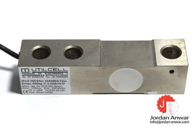 utilcell-350-max-300-kg-shear-beam-load-cell