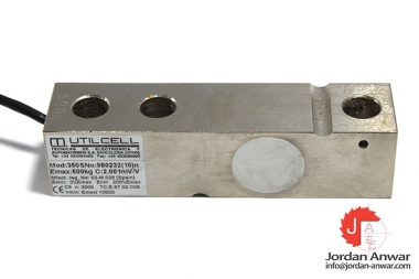 utilcell-350-max-500-kg-shear-beam-load-cell