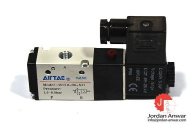 airtac-3V210-06-NO-single-solenoid-valve