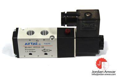 airtac-4V210-06-single-solenoid-valve