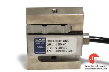 cas-SBA-100L-max-100-kg-s-beam-load-cell