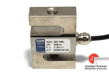 cas-SBA-200L-max-200-kg-s-beam-load-cell