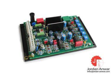 lenze-14.422.01.042-clutch-control-module-circuit-board