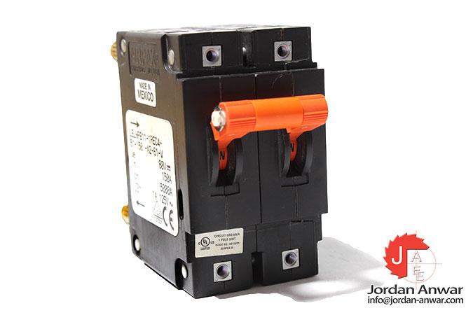 Airpax Lelhpb11 Breaking Capacity 5000a Circuit Breaker