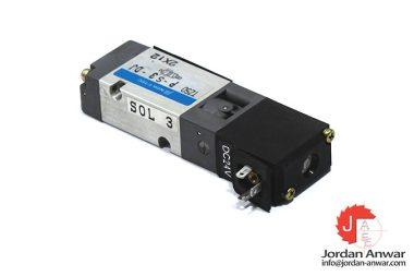 nok-f-tec-TZ50 P-S3-DJ-single-solenoid-valve