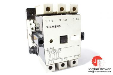 siemens-3TF4822-0X-380-v-ac-coil-contactor