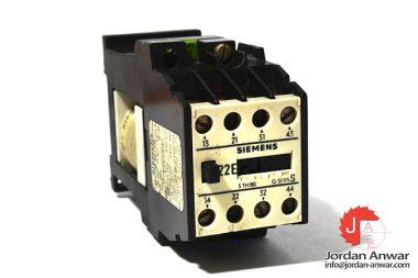 siemens-3TH8022-0B-control relay