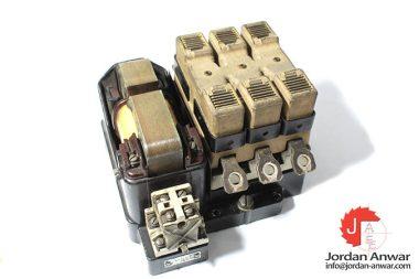 siemens-schuckert-K915III-8-220-v-ac-coil-contactor