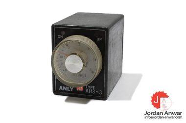 anly-AH3-3-multi-range-analogue-timer