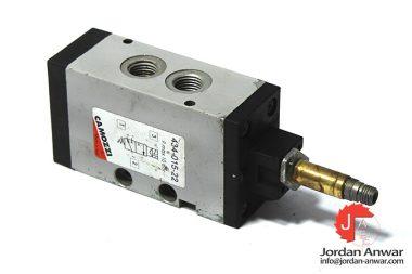 camozzi-454-V11-22-single-solenoid-valve