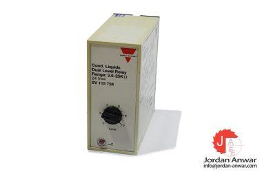 carlo-gavazzi-SV-115-724-level-sensors-amplifier,-conductive
