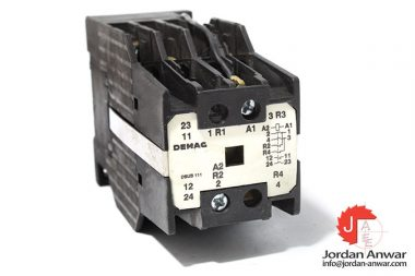 mannesmann-demag-DSUB-111-220-v-ac-coil-speed-change-over-contactor