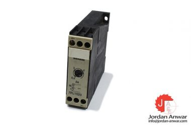 siemens-7PU7020-1CM30-two-wire-time-relay