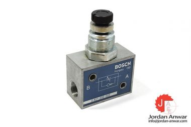 Bosch-0821200003-one-way-flow-control-valve