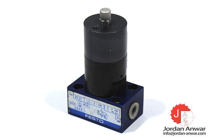 festo-3737-basic-valve-body