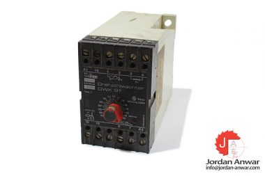 kriwan-DWK-91-speed-monitor