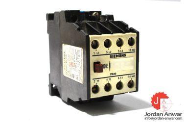 siemens-3TB4010-0A-110-v-ac-motor-starter-contactor