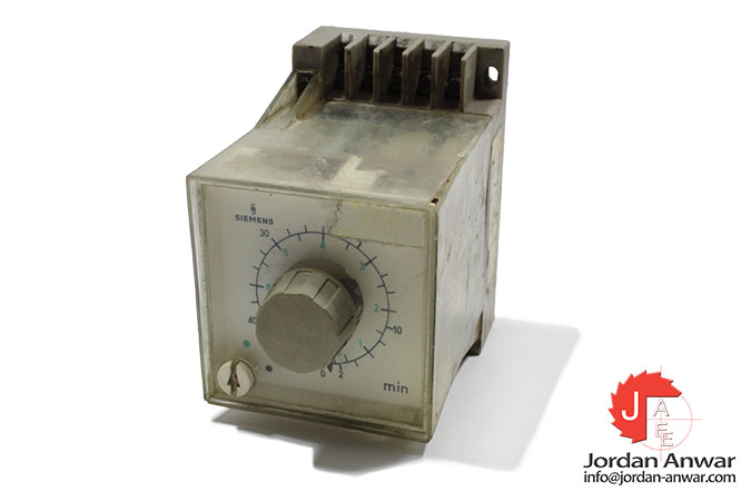 siemens-7PR30-51-1-time-relay