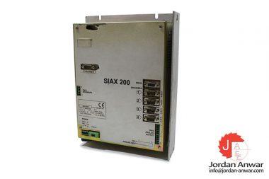 sipro-SIAX-200_T-VE-operator-panel
