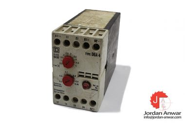 square-d-starkstrom-DGA-4-current-relay