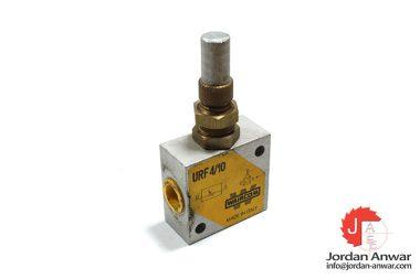 Waircom-URF4_10-Two-way-flow-control-valve
