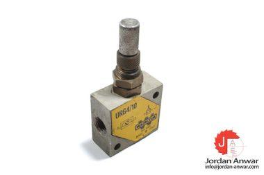 Waircom-URG4_10-one-way-flow-control-valve