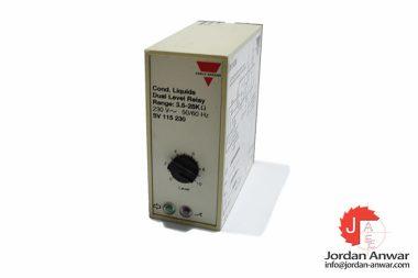 carlo-gavazzi-SV-115-230-dual-level-relay