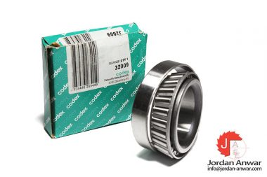 codex-32009X-taper-roller-bearing