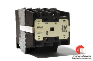 mannesmann-demag-DSUB-311-230-v-ac-coil-speed-change-over-contactor