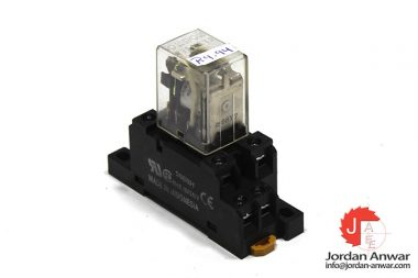 omron-LY2-relay-with-1668H-socket
