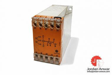 schleicher-SSY-12-electronic-interval-time-relay