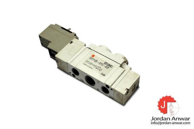 Smc-SY7120-5Y0-02F-solenoid-valve