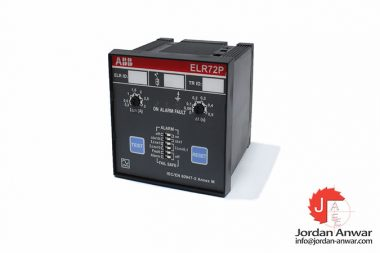 abb-ELR72P-residual-current-monitor
