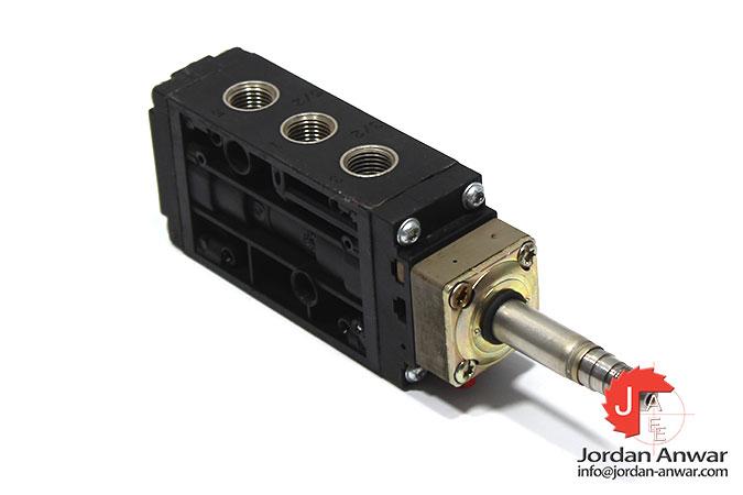 burkert-6519-W-6,0-single-solenoid-valve
