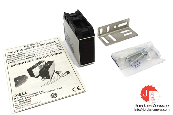 diell-RXP00-1B-retro-reflective sensor