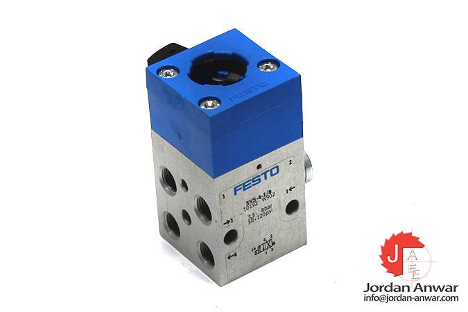 festo-10192-front-panel-valve