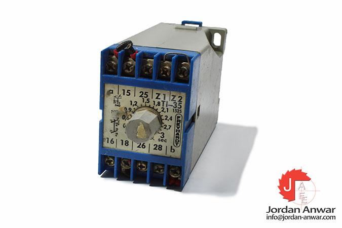 freyhardt-TI-35-0.15-3-S-time-relay