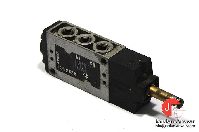 gemu-8356-NC-single-solenoid-valve